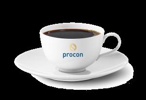 Kaffe Tasse Procon GmbH