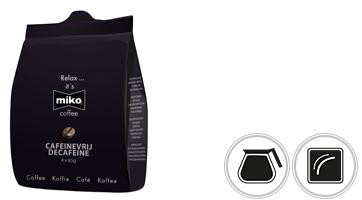 MIKO Filterkaffee Koffeinfrei